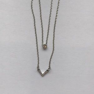 Jewelry - Two Stacked Necklaces